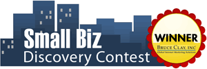 Small business SEO contest winner Bruce Clay