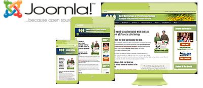 San Jose Joomla Web Designer