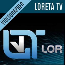 website design for videographer